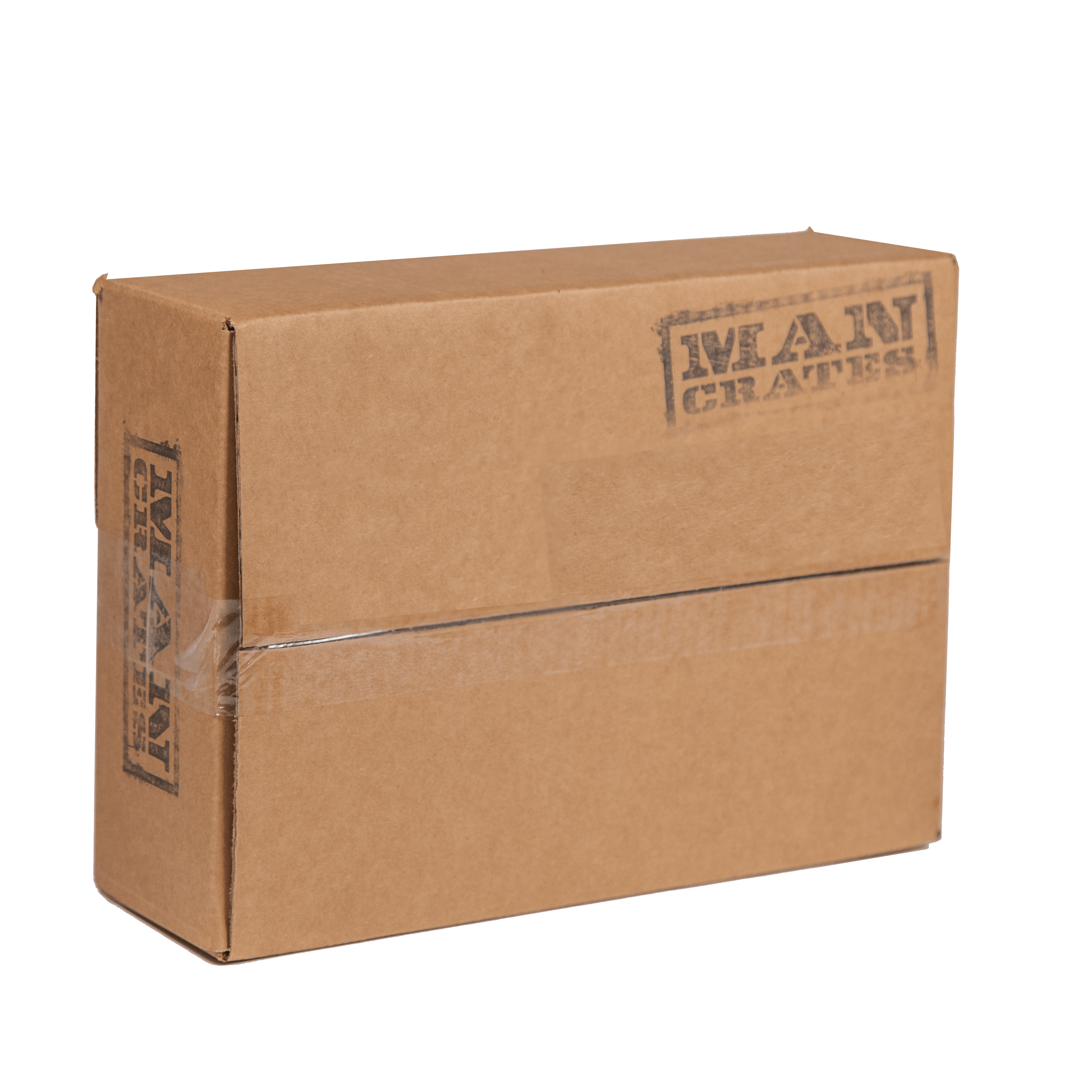 Plain Box items ship in cardboard boxes.