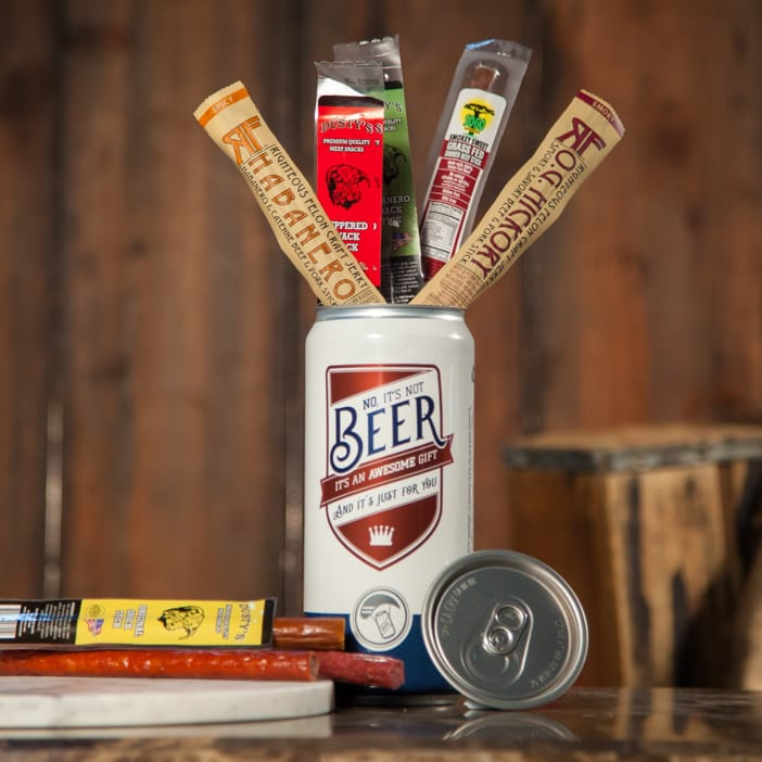 meat stick crowler