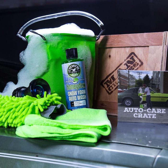Auto Care Crate | Man Crates