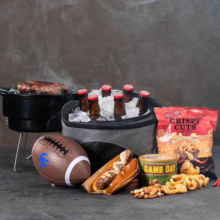 All components of the Tailgate Crate