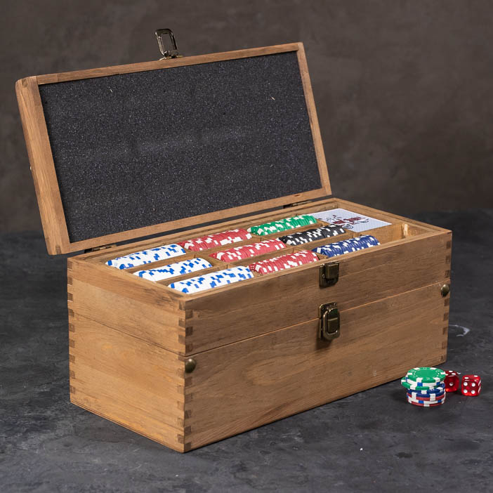 Complete poker box set