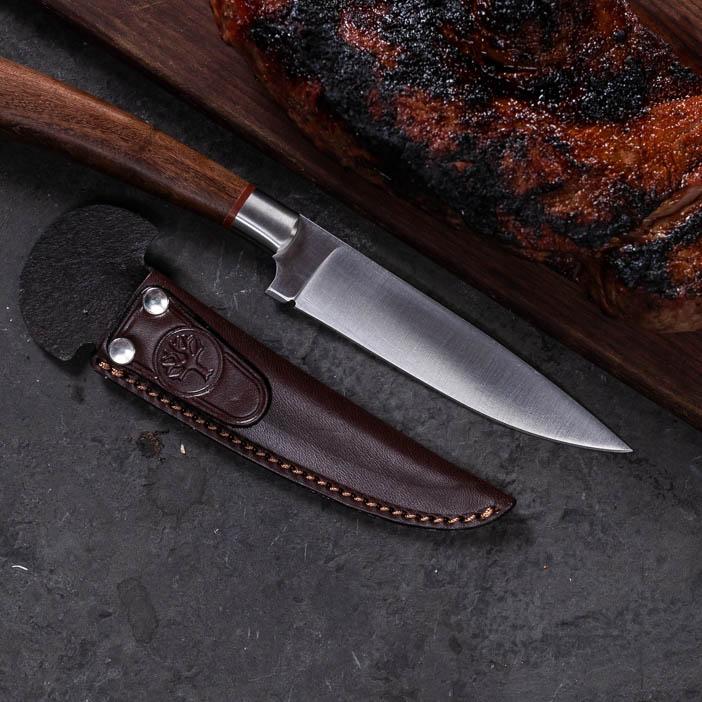 gaucho knife with steak