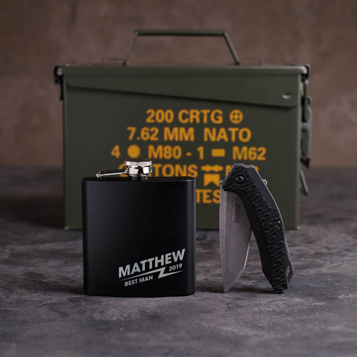 The Partner in Crime Ammo Can