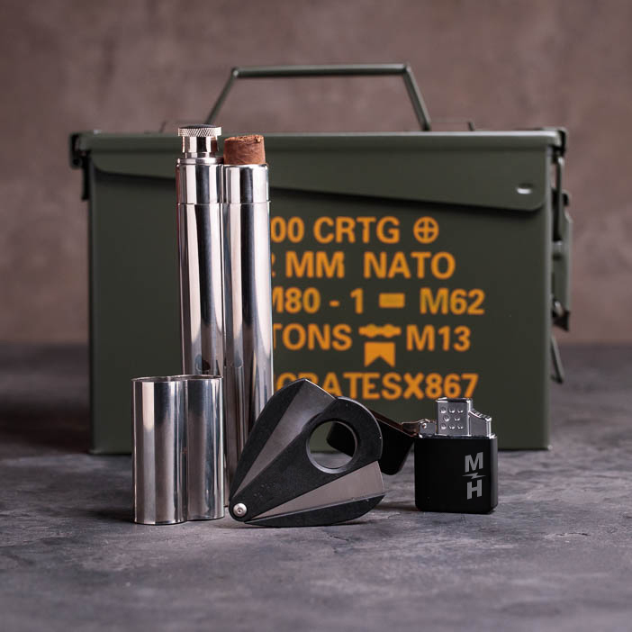 The Stogie Ammo Can