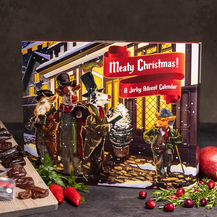 jerky advent calendar