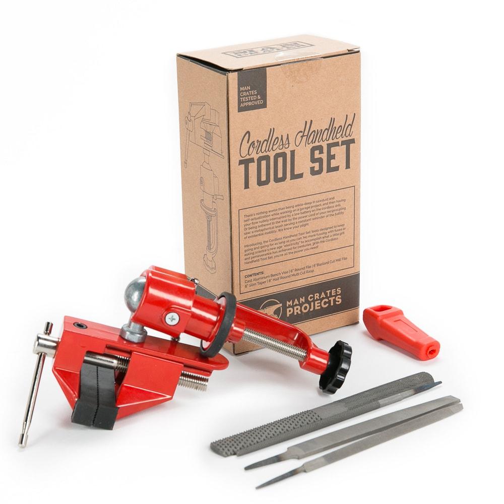 Knife Handle Shaping Tool Kit