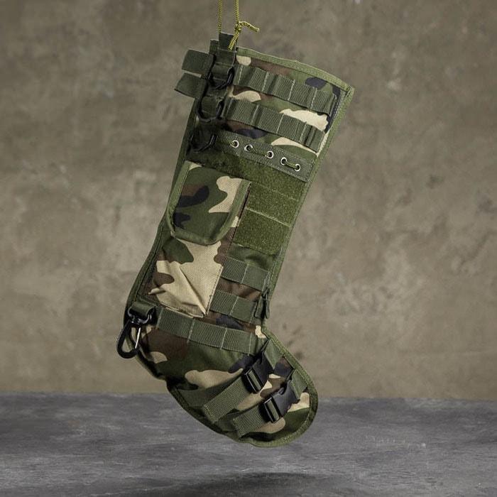 camo stocking