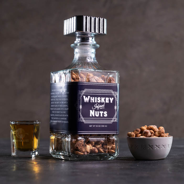 Nut Decanter