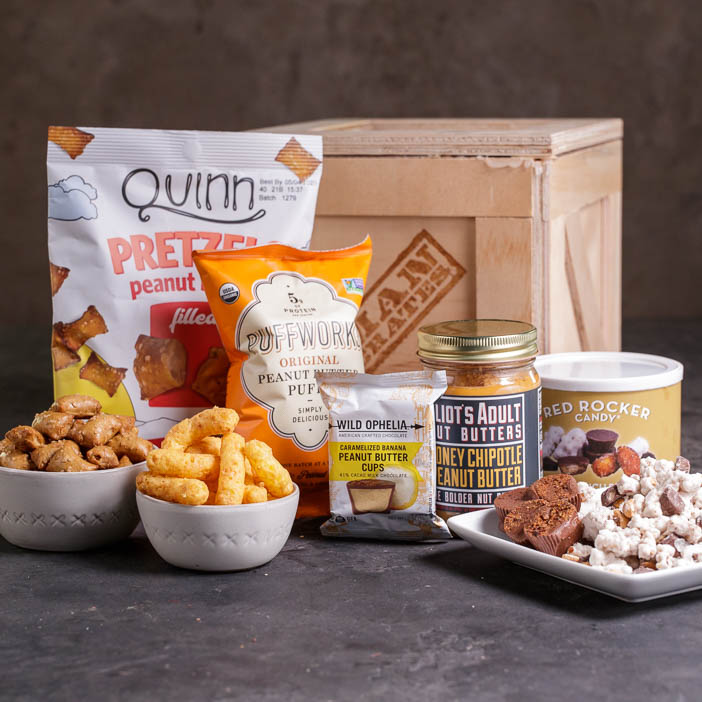 Peanut Butter Lover's Crate