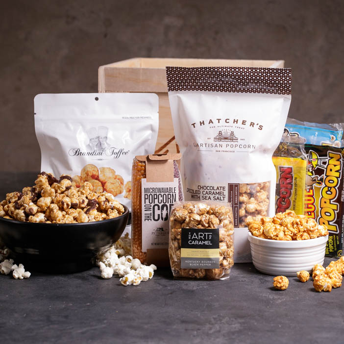 Popcorn Lovers Crate
