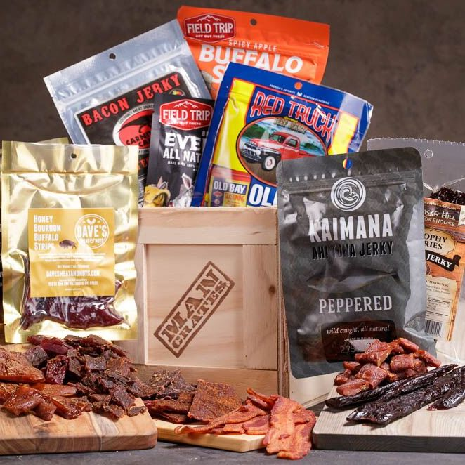 American Jerky Crate Complete