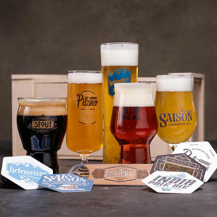Beer Aficionado Crate