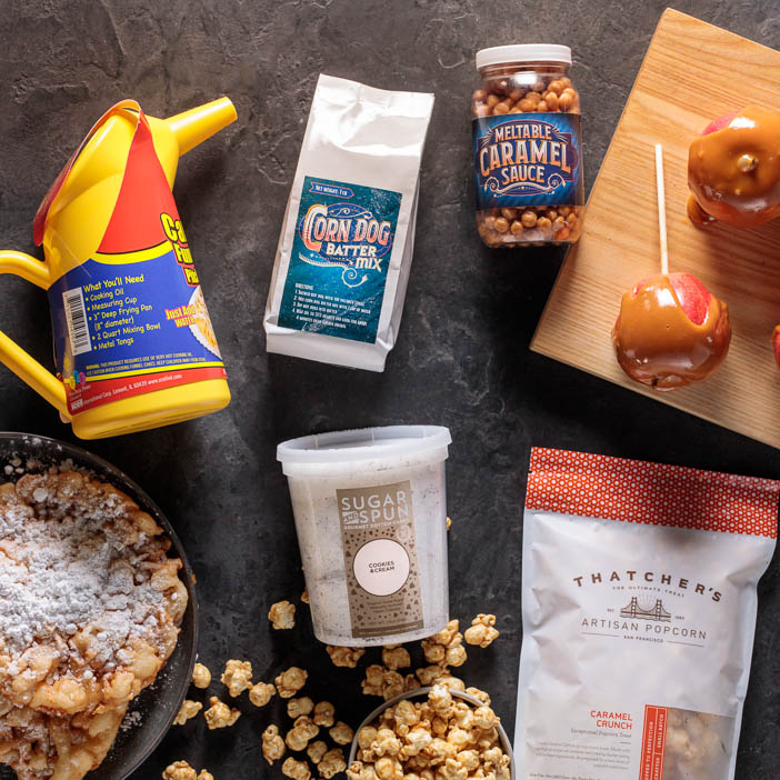 Carnival Food Faves Crate
