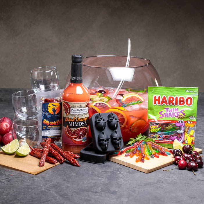 Halloween Punch Party Kit