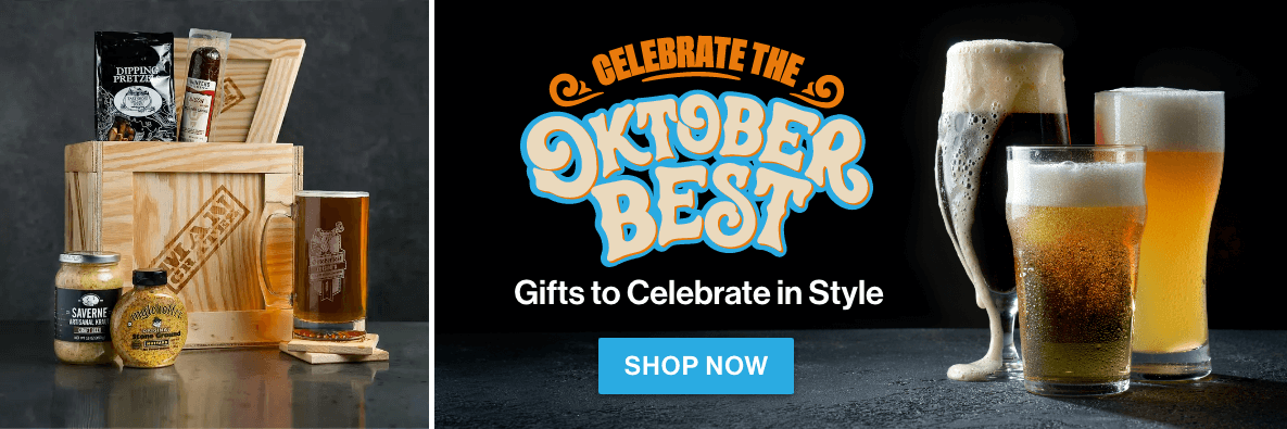 Celebrate the Oktober Best - Gifts to Celebrate in Style