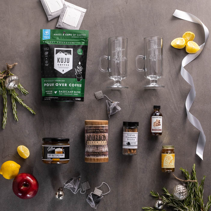 Warm Winter Cocktail Crate