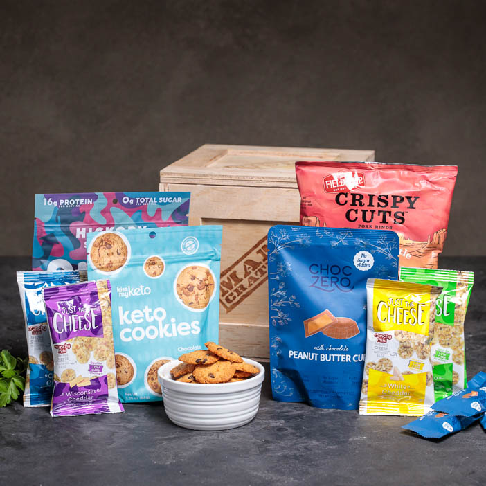 Keto Snacks Crate