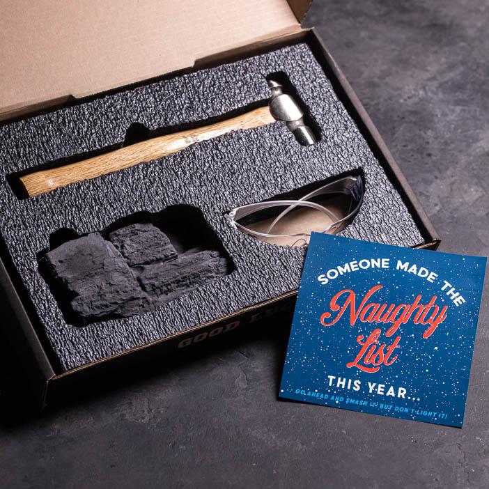 Lump of Coal Gift Card