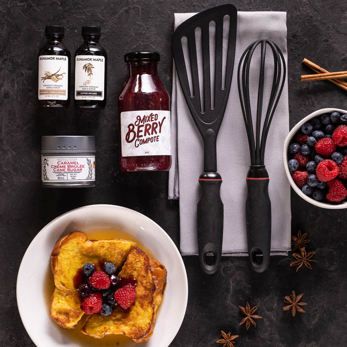 Gourmet French Toast Crate