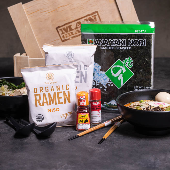 Ramen Making Crate