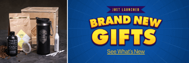 Just Launched Brand New Gifts - See What's New!