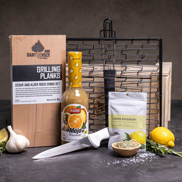 Fish Grilling Crate