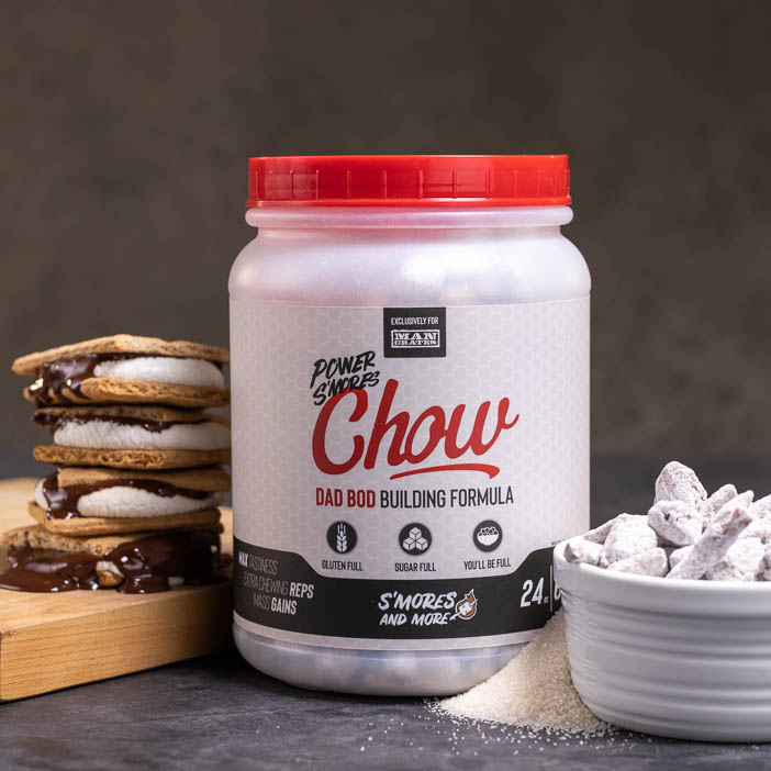 Power S'mores Chow