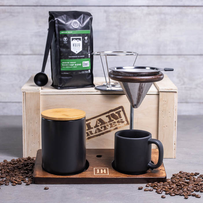 Coffee Pour Over Crate
