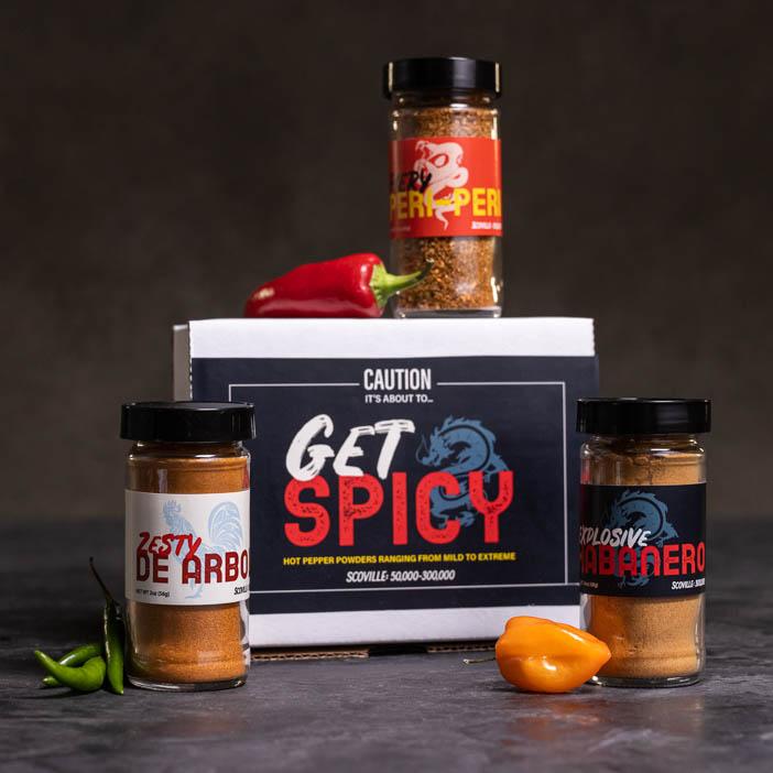 Get Spicy