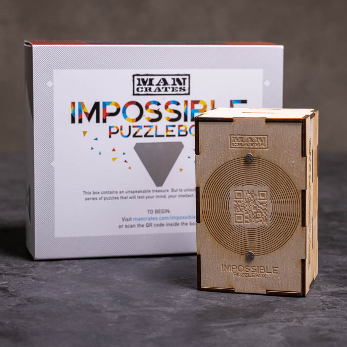 The Impossible Puzzle Box