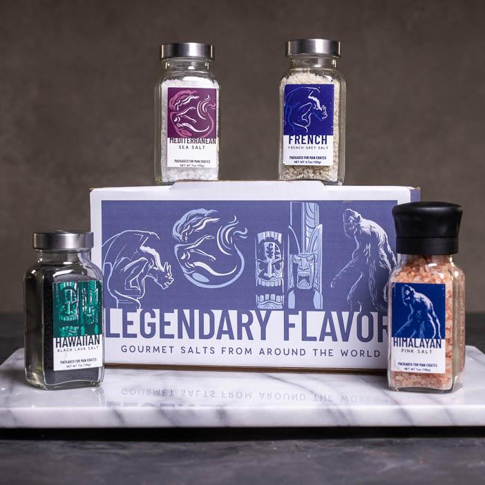 Salts of Legend