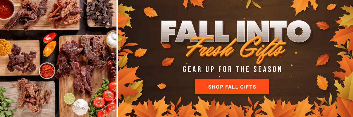 Fall Into Fresh Gifts! Gear Up For the Season - Shop Fall Gifts!