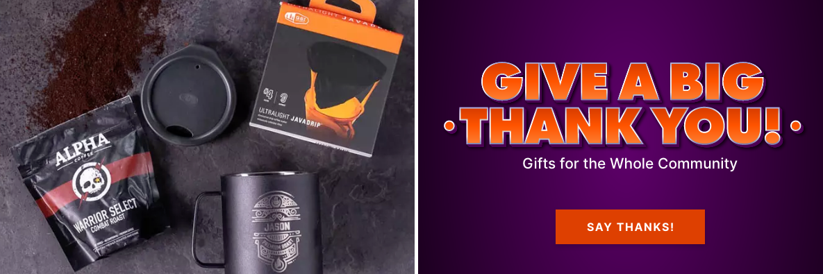 Give a Big Thank You! Gifts for Your Biggest Supporters!