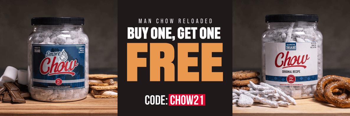 Man Chow Reloaded - Buy One, Get One Free! Code: CHOW21